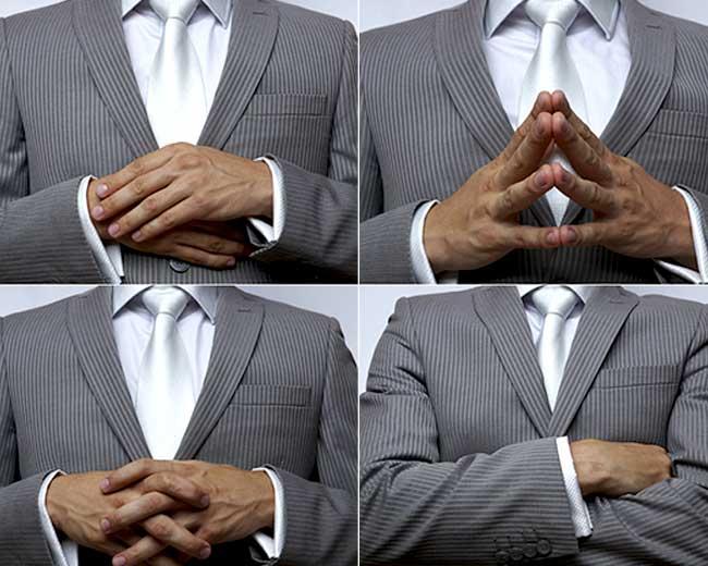 leadership posture