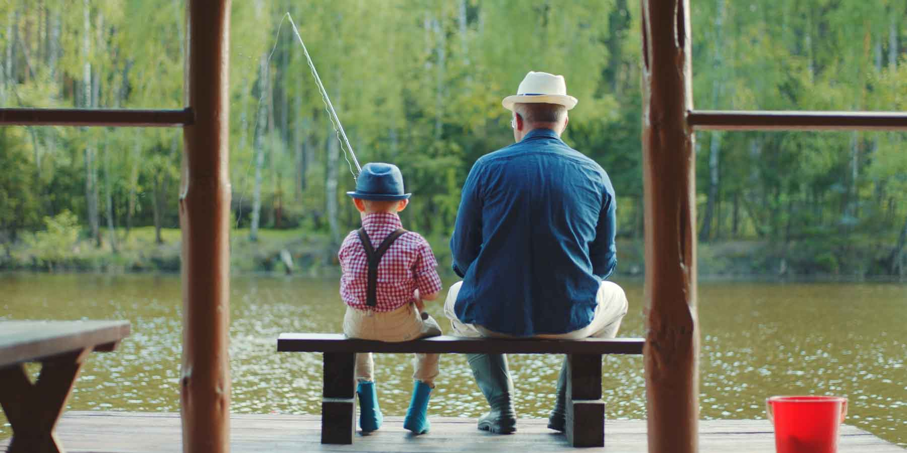 grandparent-grandchild bonding