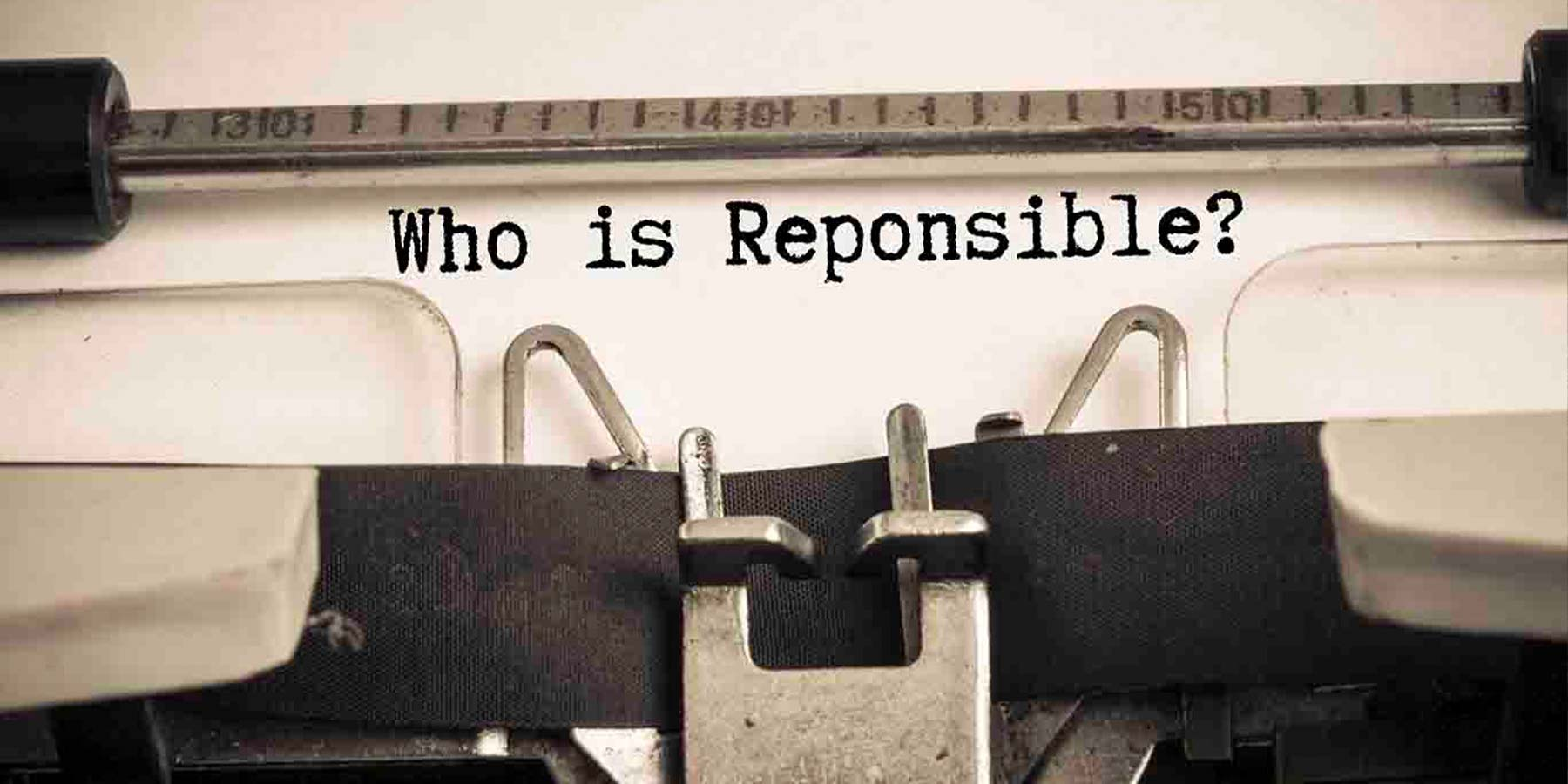commitment towards own responsibility