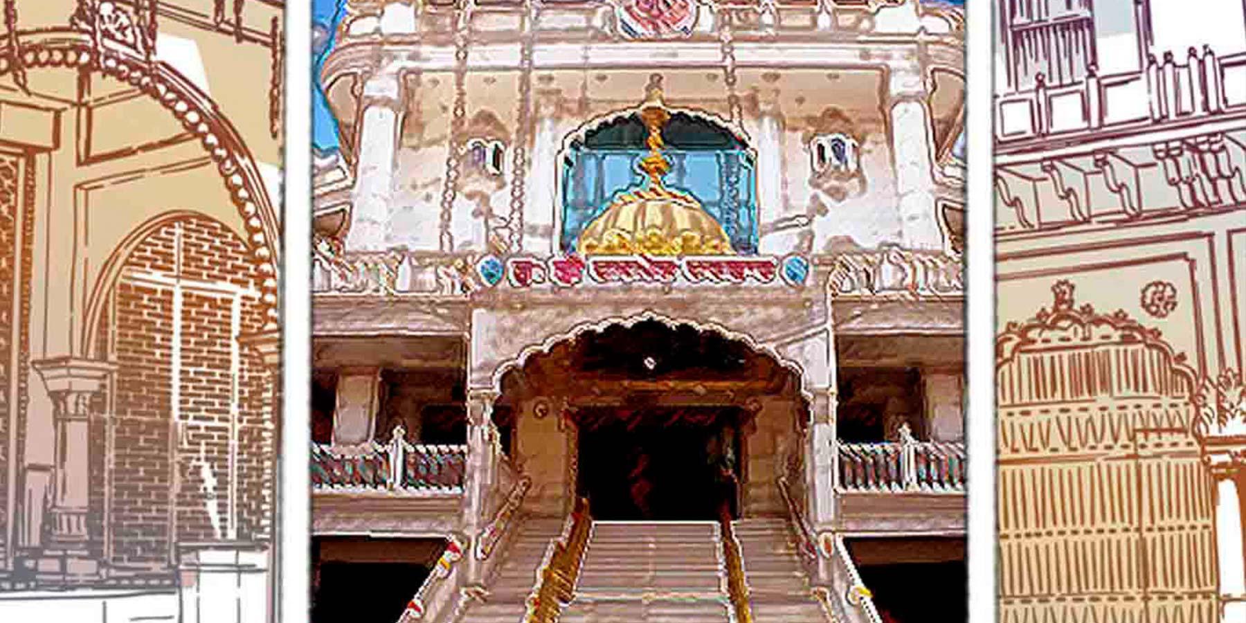 Dasmesh Darbar Gurudwara – A Spiritual Destination
