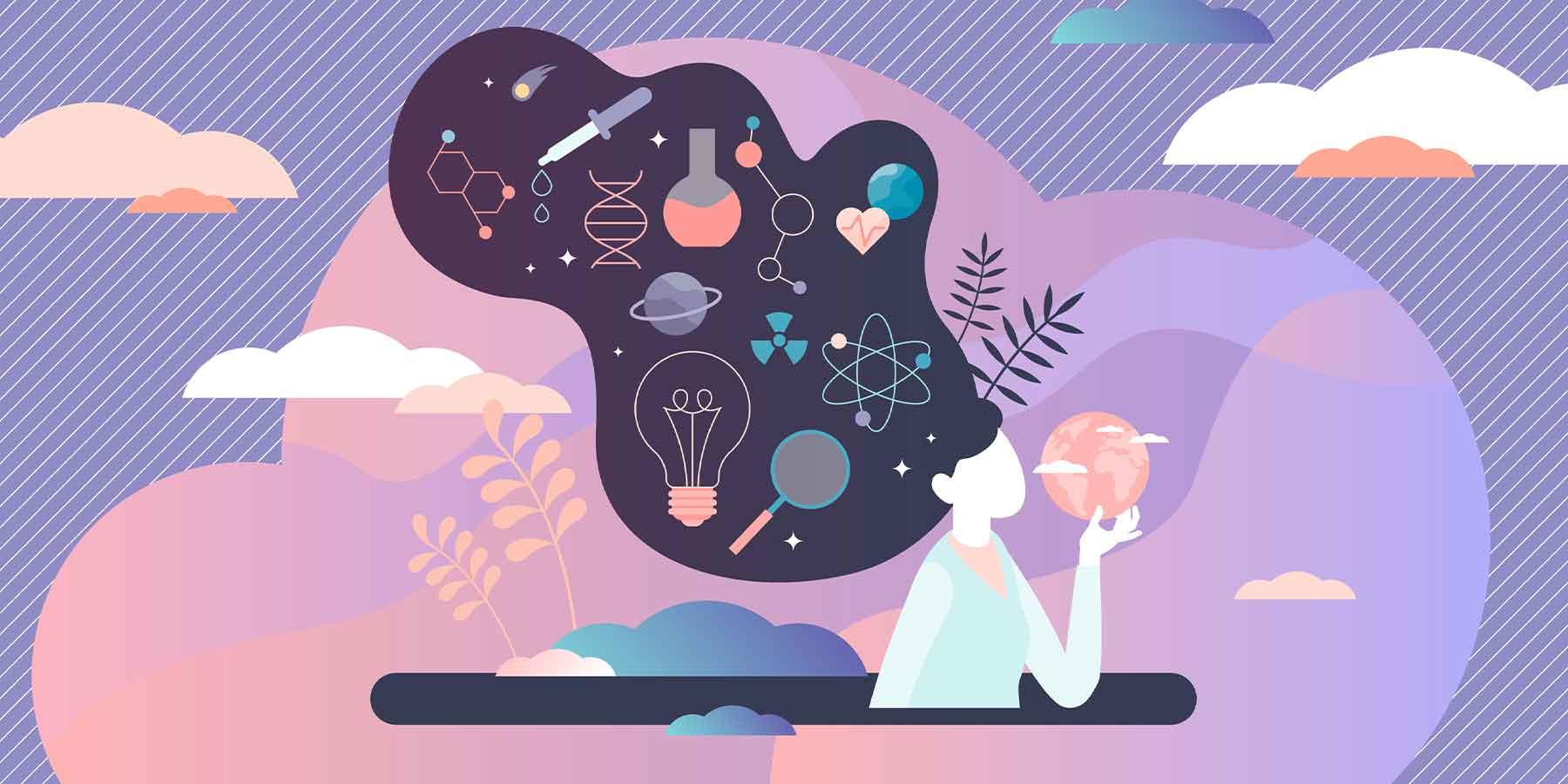 women in field of science