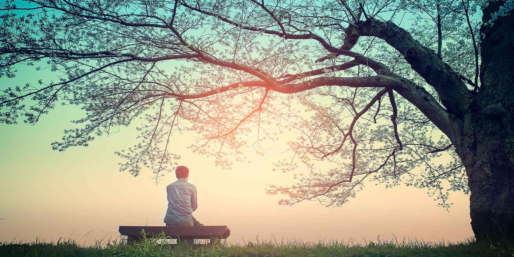 Brahma Kumaris share how spirituality helps us to remain in solitude