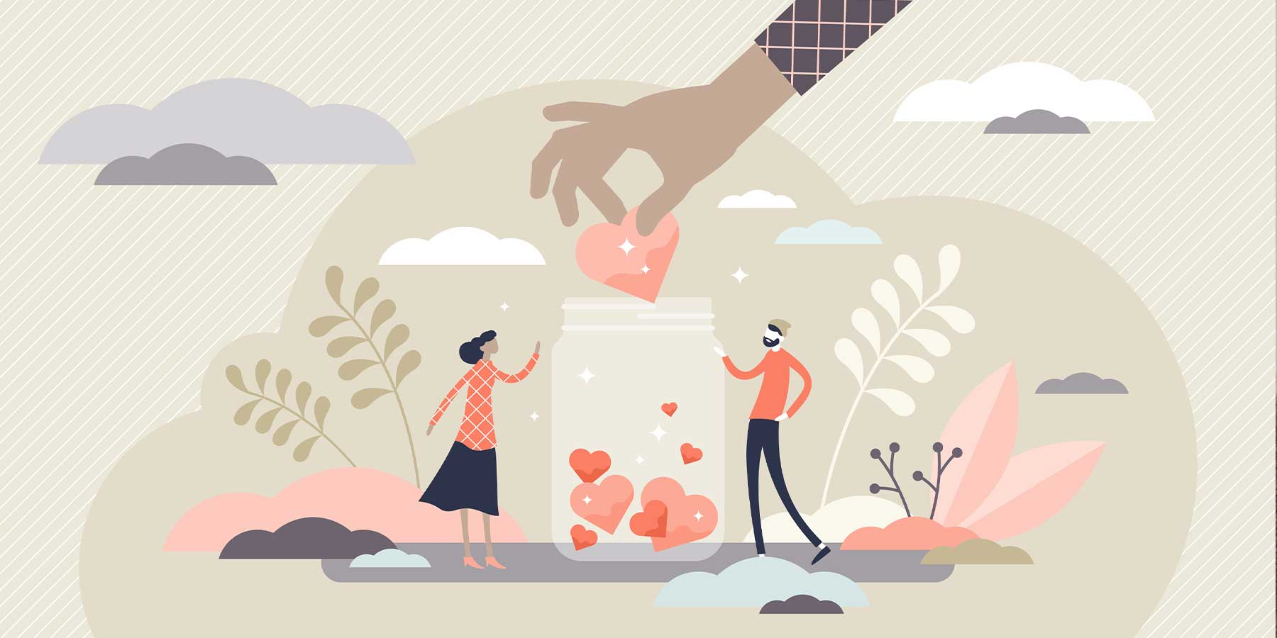 helping others can improve your wellbeing