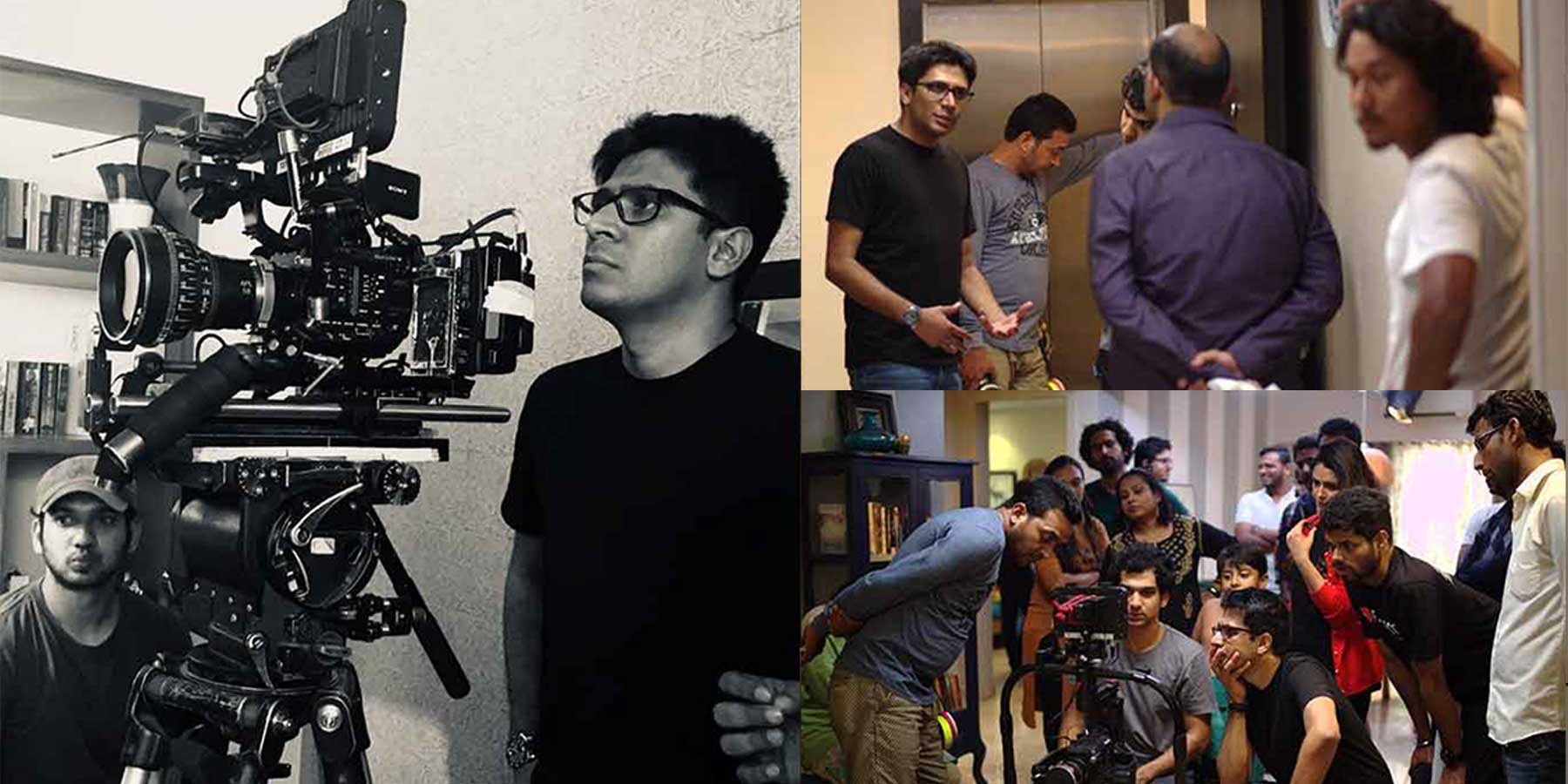 Shubham Yogi: From practicing Law to making movies