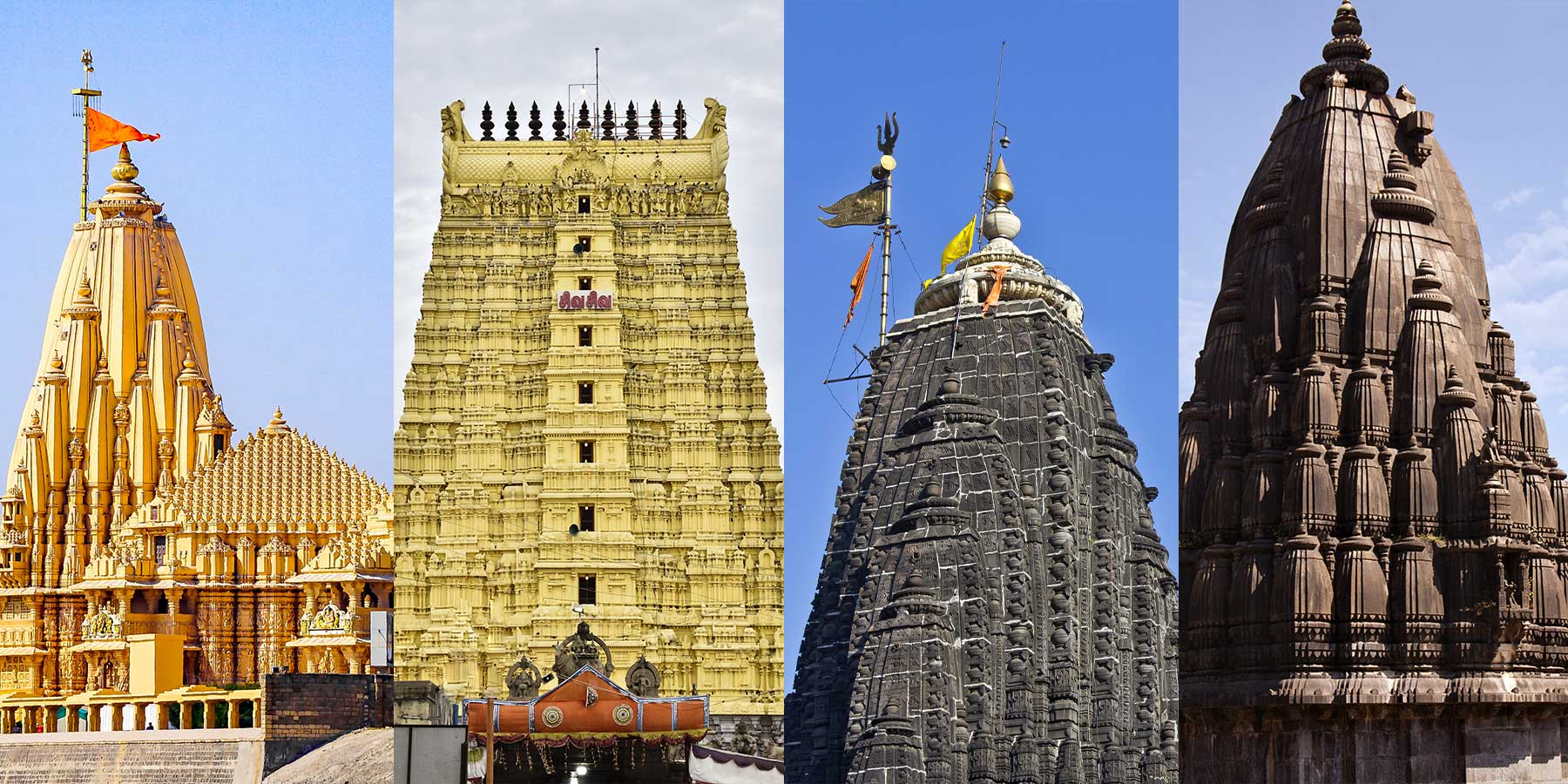Famous Shiva Temples in India Known as Jyotirlingas