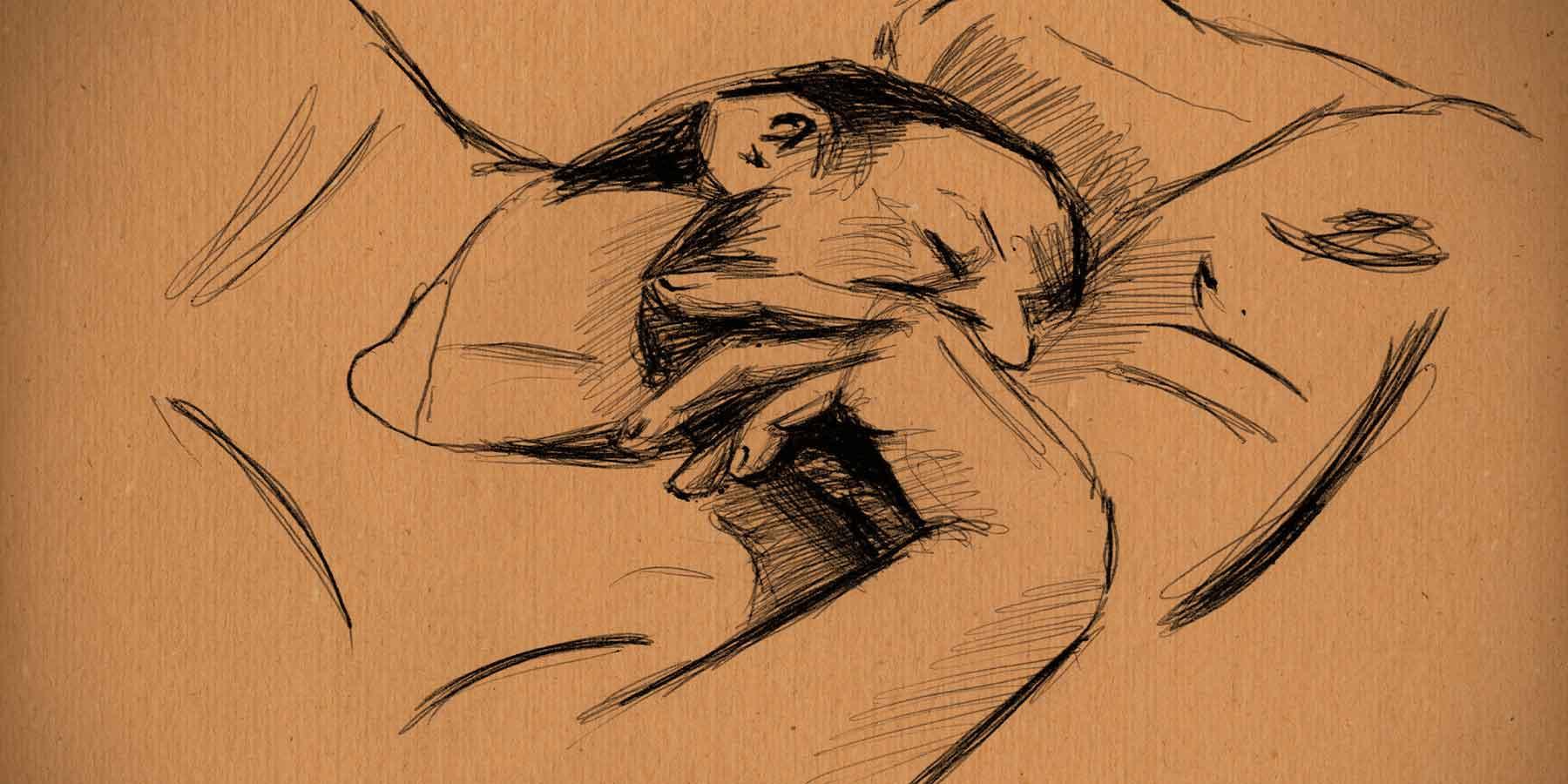 mind is happy in sleep