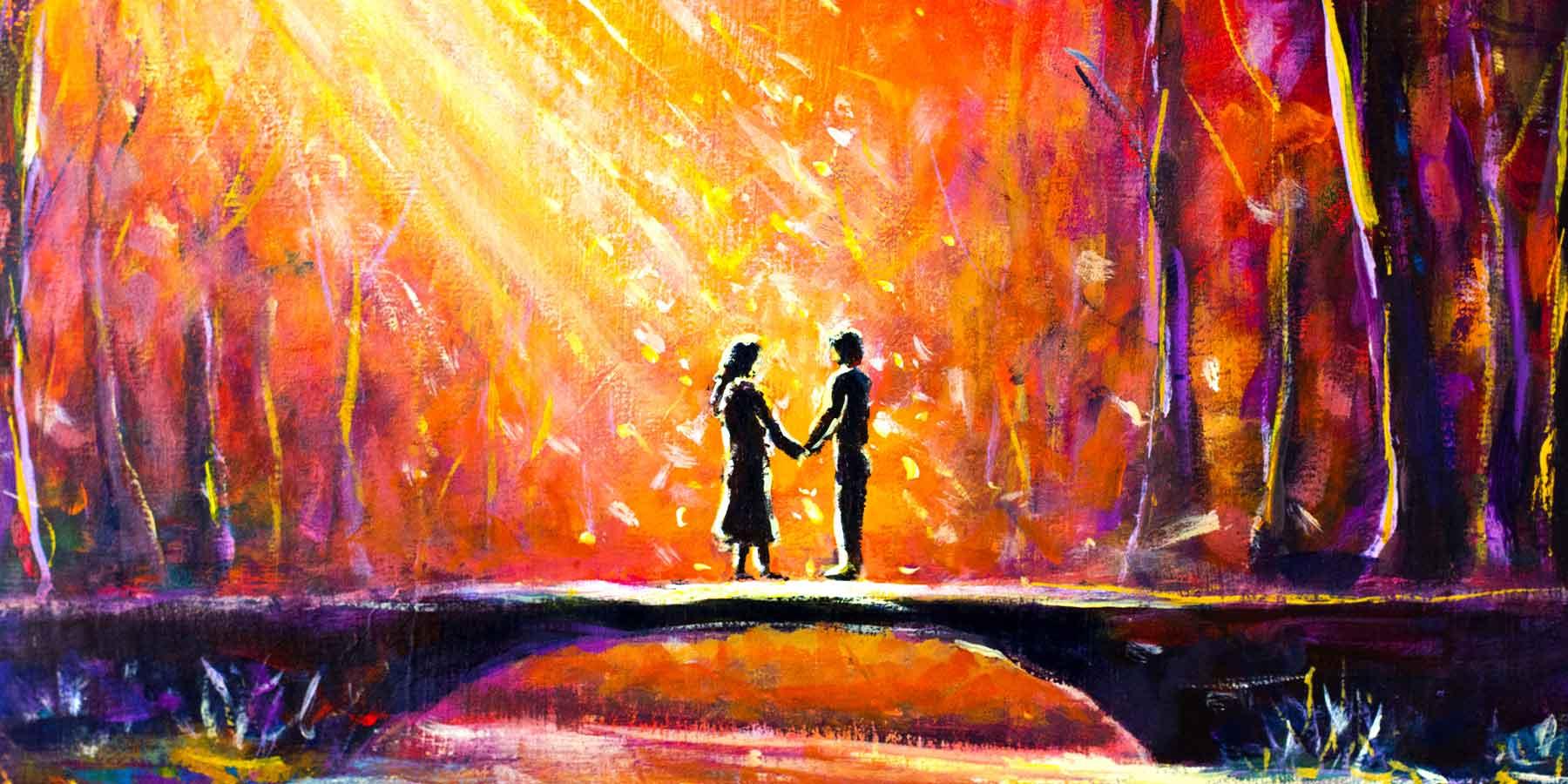 Osho Speaks on the Fear of Falling in Love