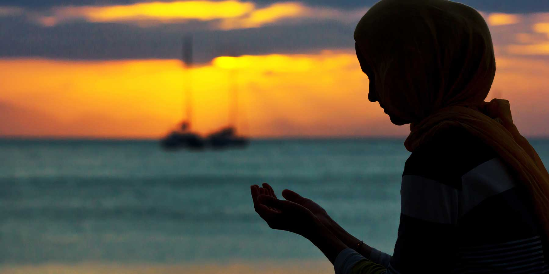 true spirit of prayer