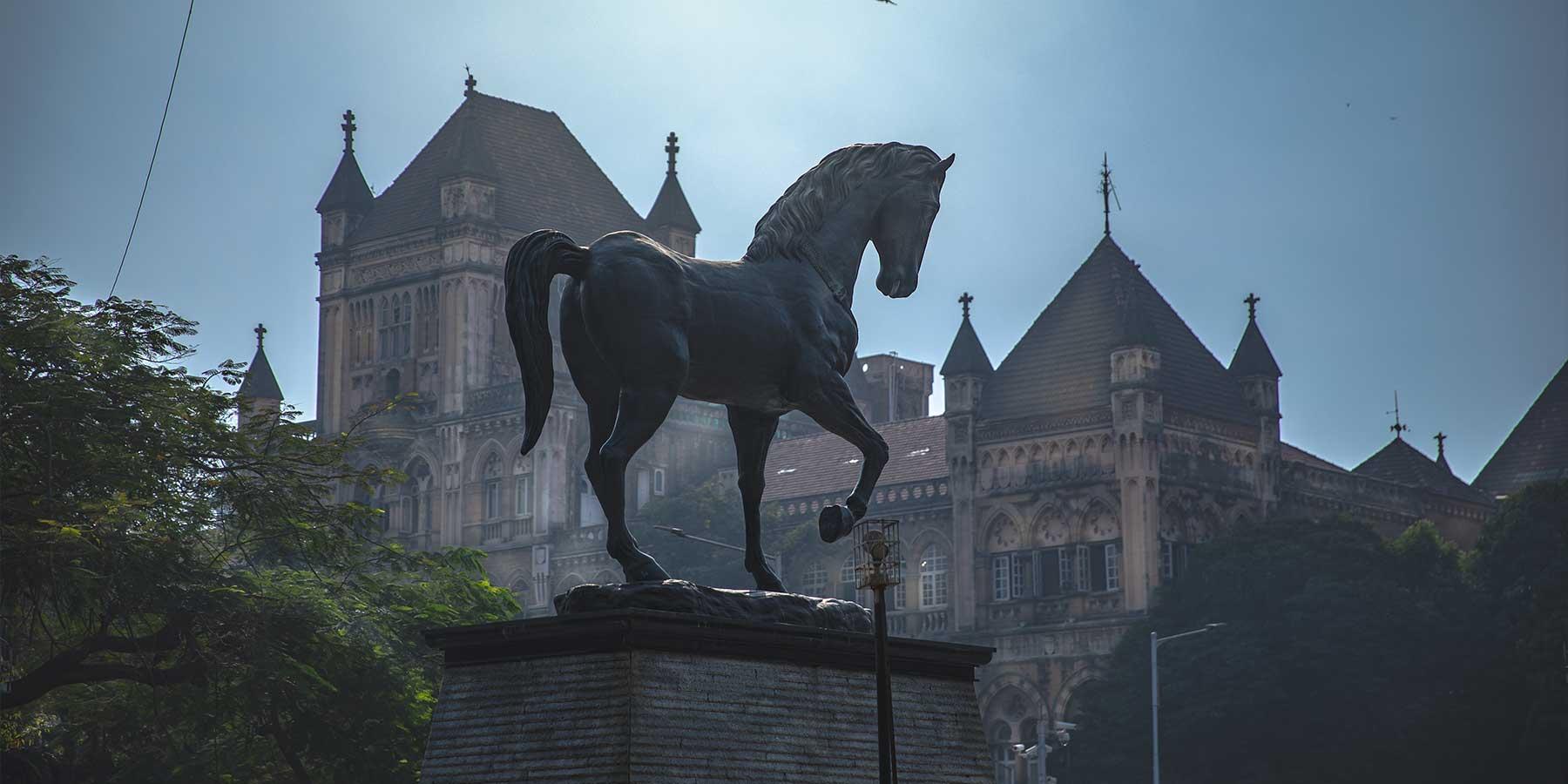 Yudhisthir's horse