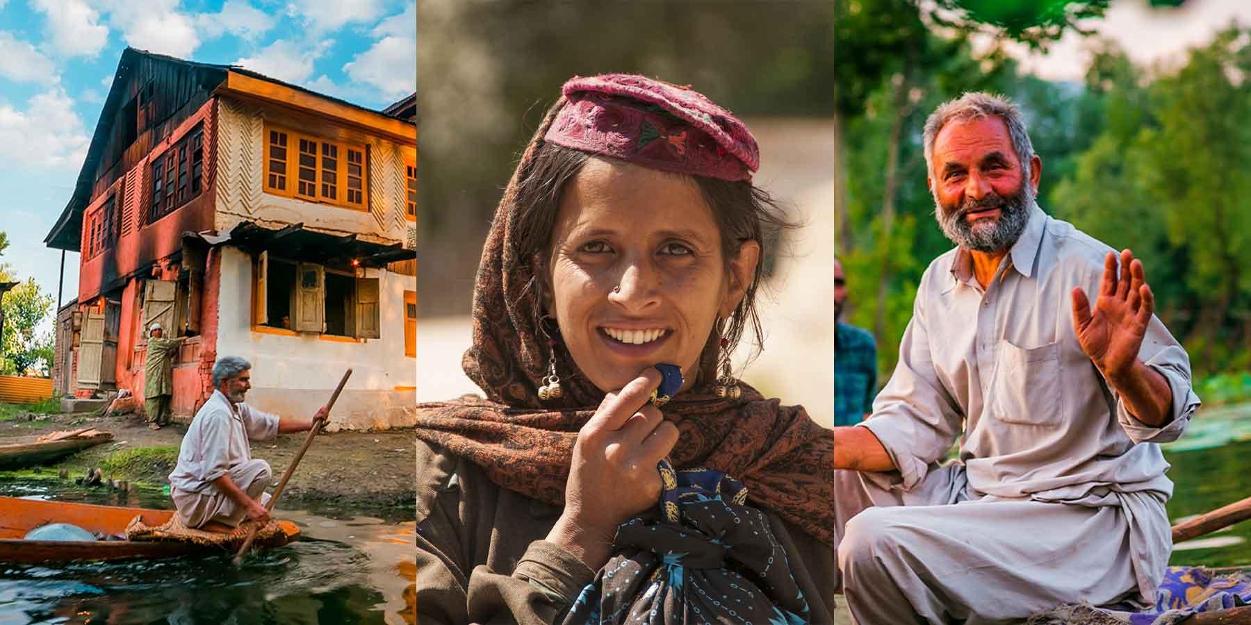 Kashmiri warmth and hospitality