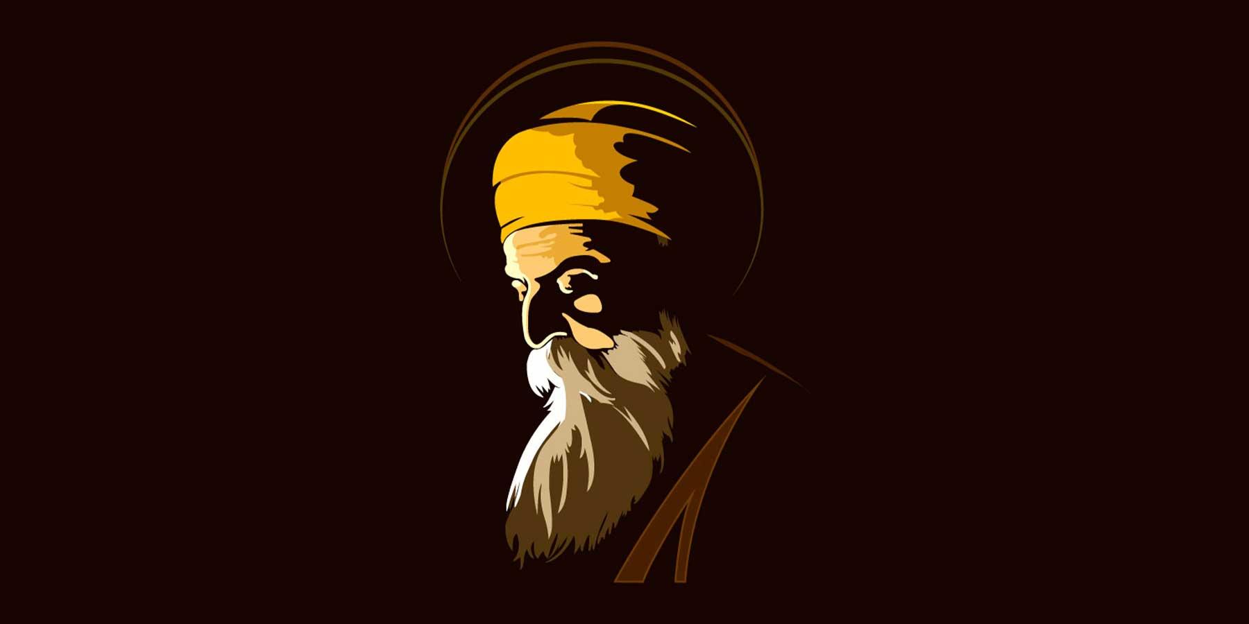 Guru Nanak: the great one - by Sadhu TL Vaswani