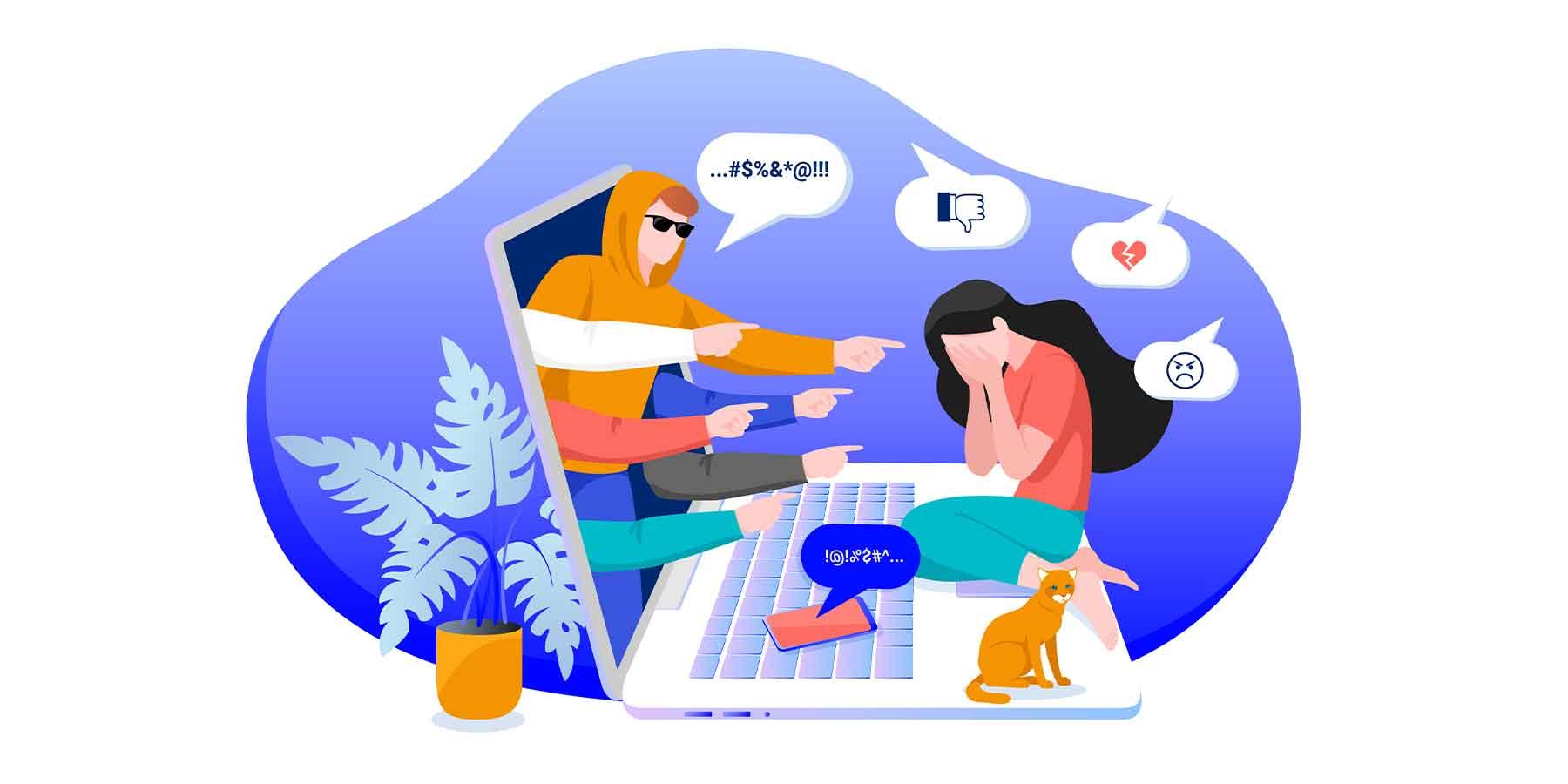 cyberbullying in India