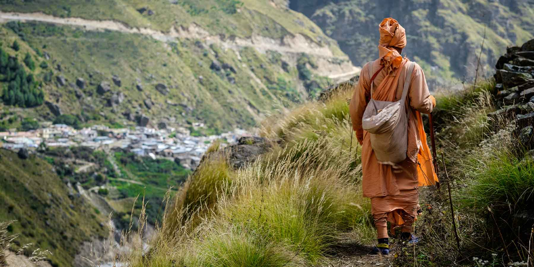 Guru teaches autonomy not submission