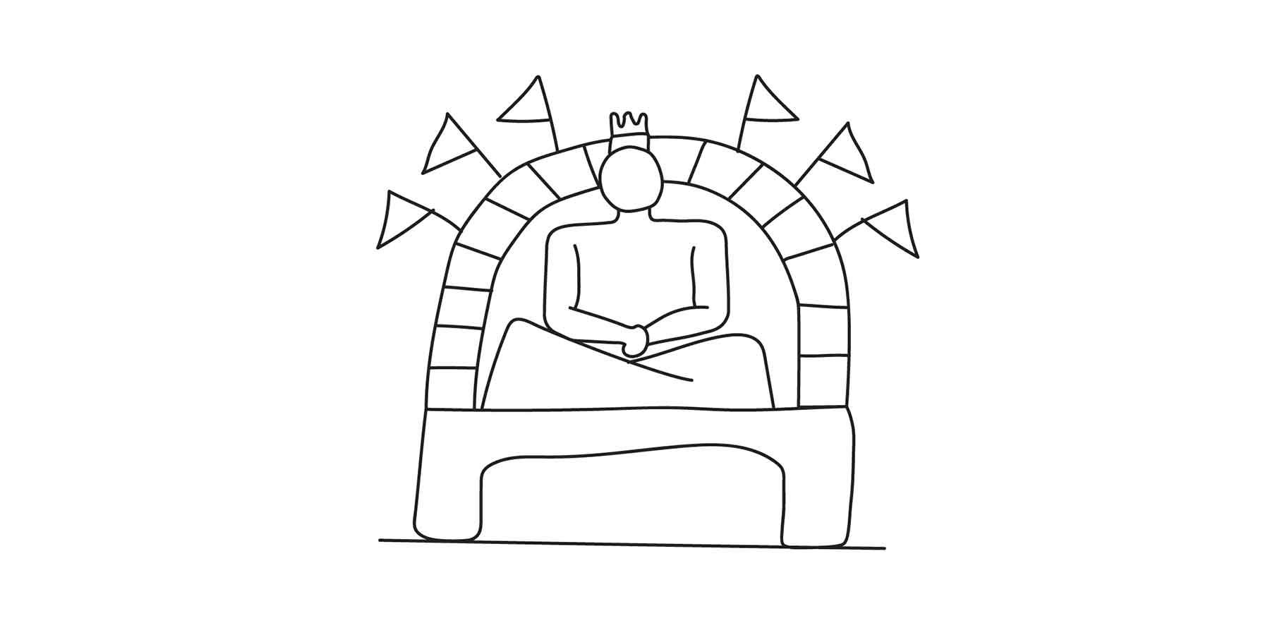 Unfit for Vikramaditya's Throne