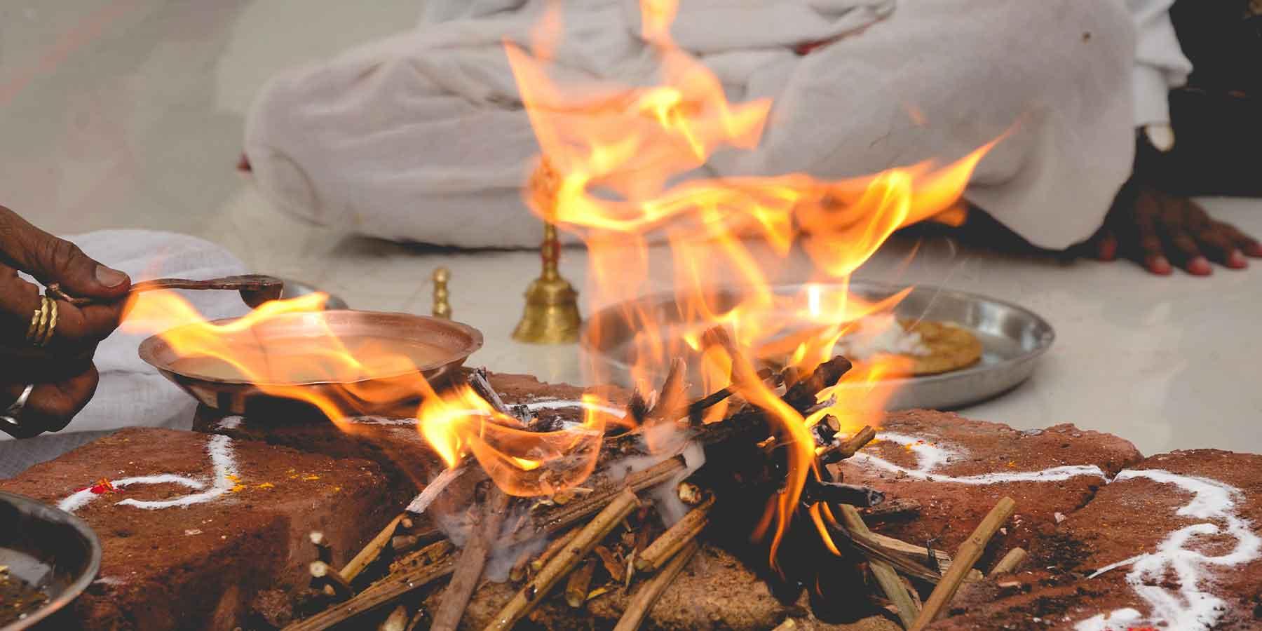 Ancestor worship in the Vedas