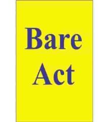 Guide on how to read Bare Acts