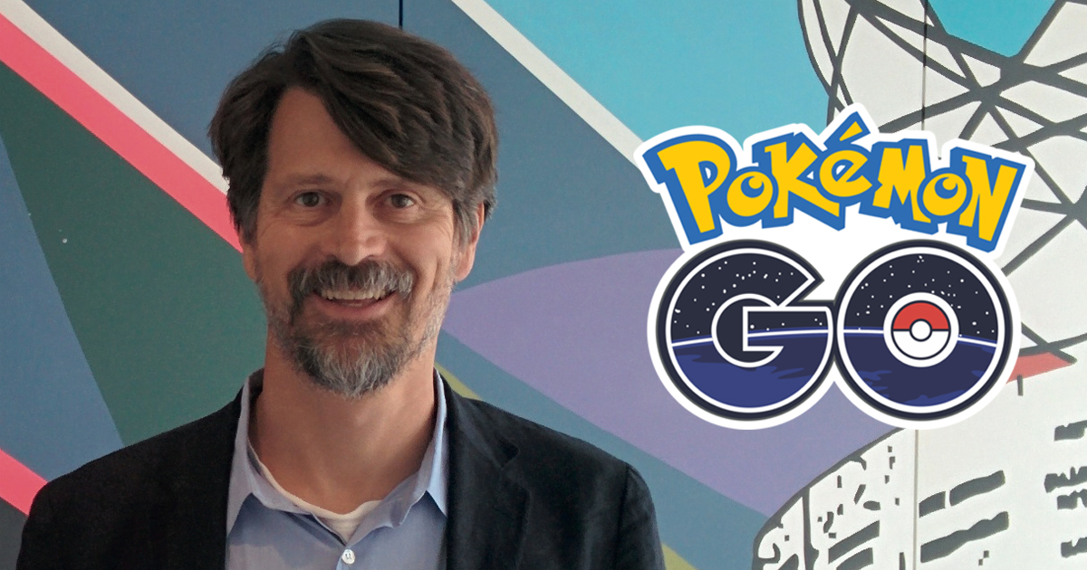 The Mastermind Behind Pokémon Go