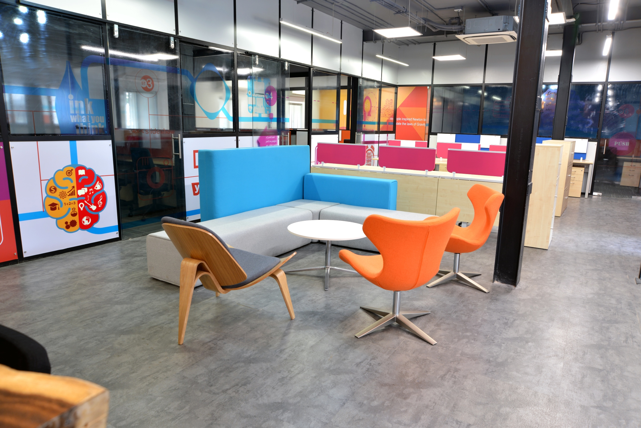 How Co-working is Disrupting India's Office Space Dynamics