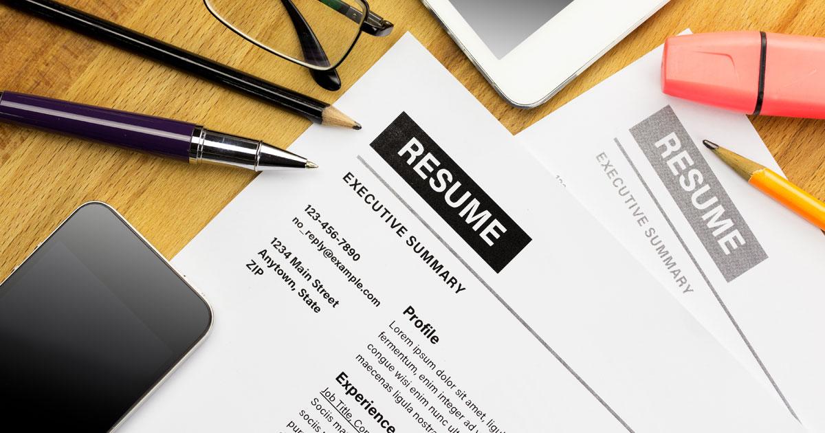 #FAQatAwfis – How to prepare the perfect resume?
