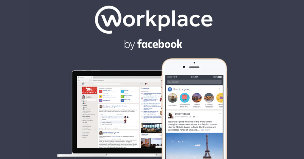 Facebook for your workplace