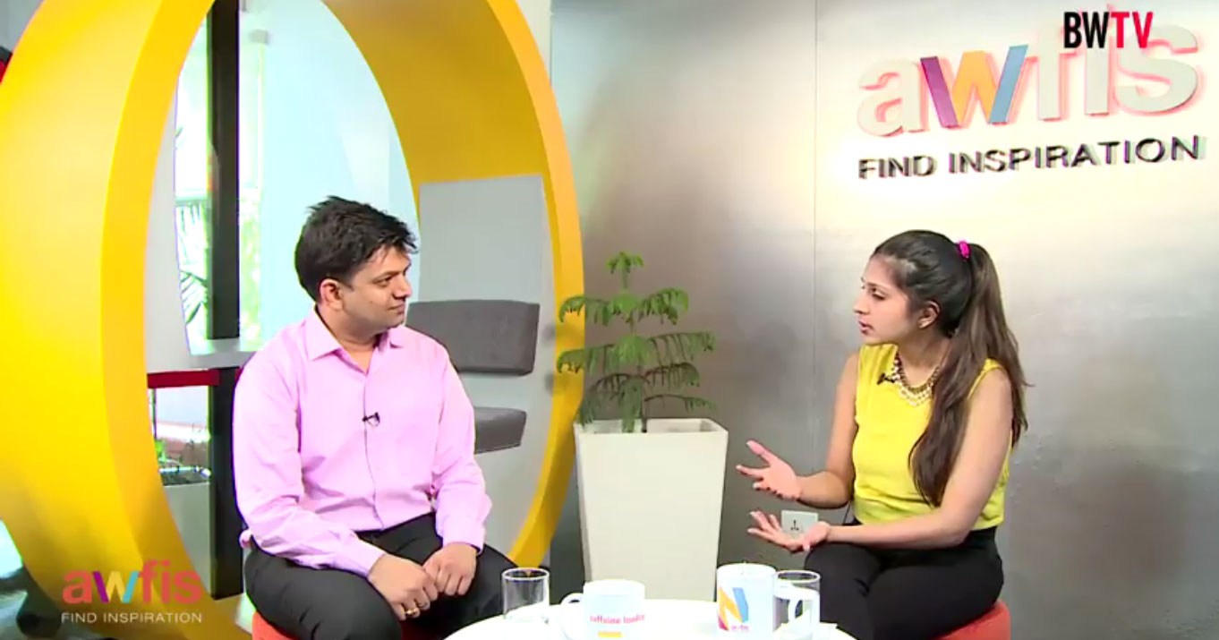 Devendra Agrawal (Awfis Member) Founder of Dexter Capital Interview