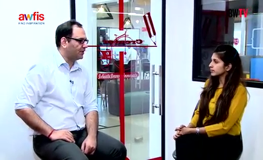 Interview of Jaideep Manchanda ( Awfis Member) Founder of Aqugen