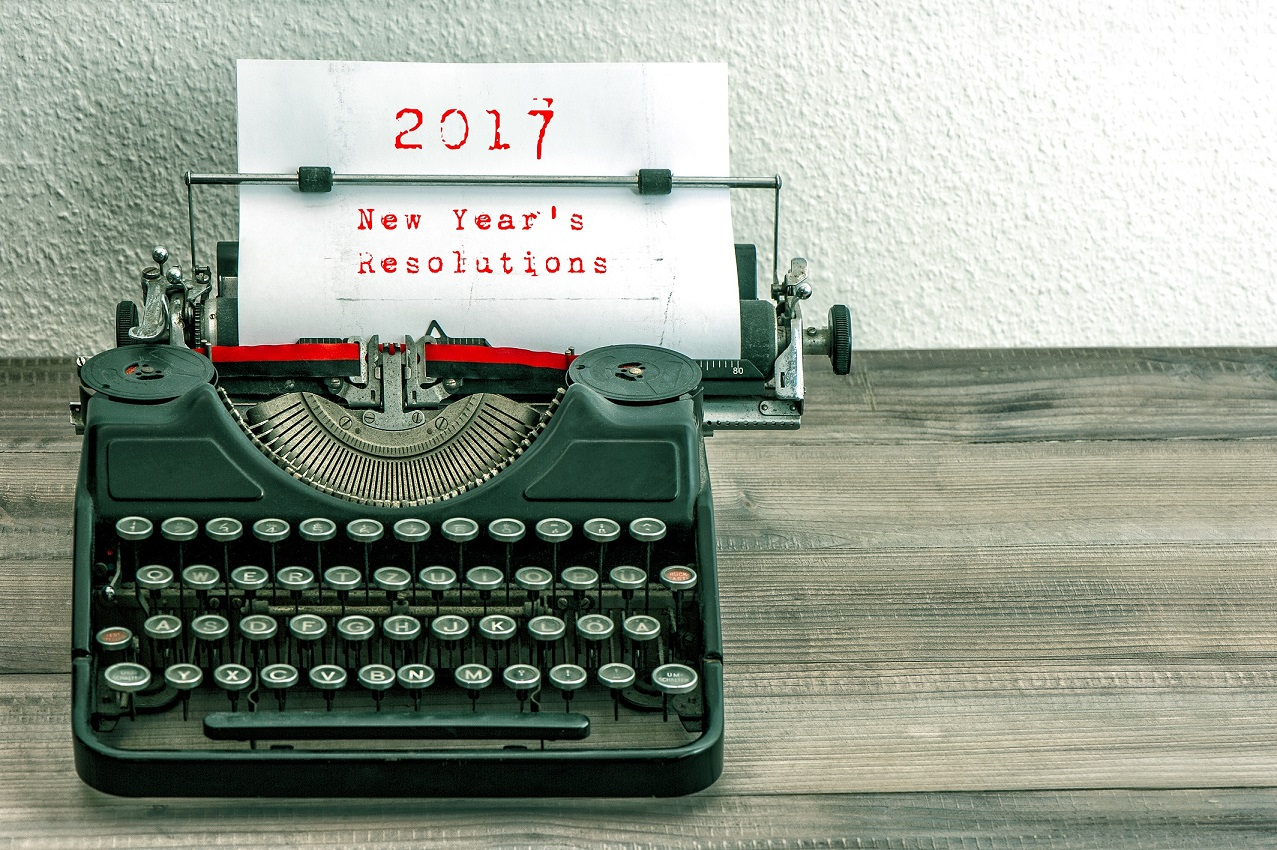 New Year's Resolutions we make to break!