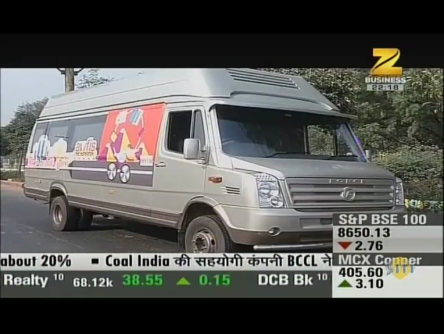 Mobile Awfis coverage on Zee Business - ZeeGnition