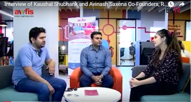 Interview of Kaushal Shubhank and Avinash Saxena Co-Founders, Roposo