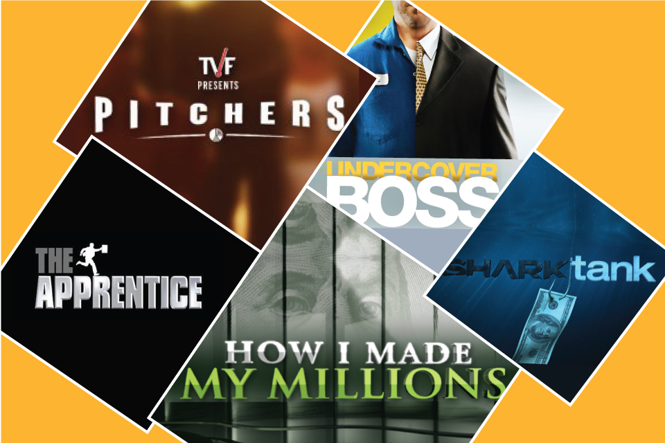 5 Game changing shows that are a Must Watch for every Entrepreneur
