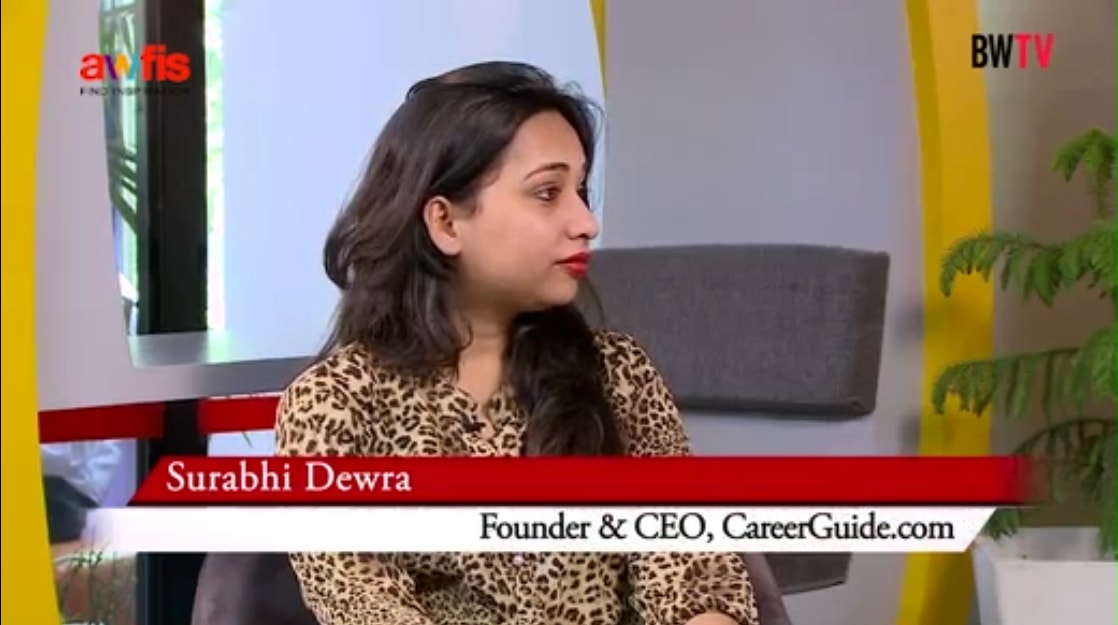 Interview with Surabhi Dewra - Careerguide