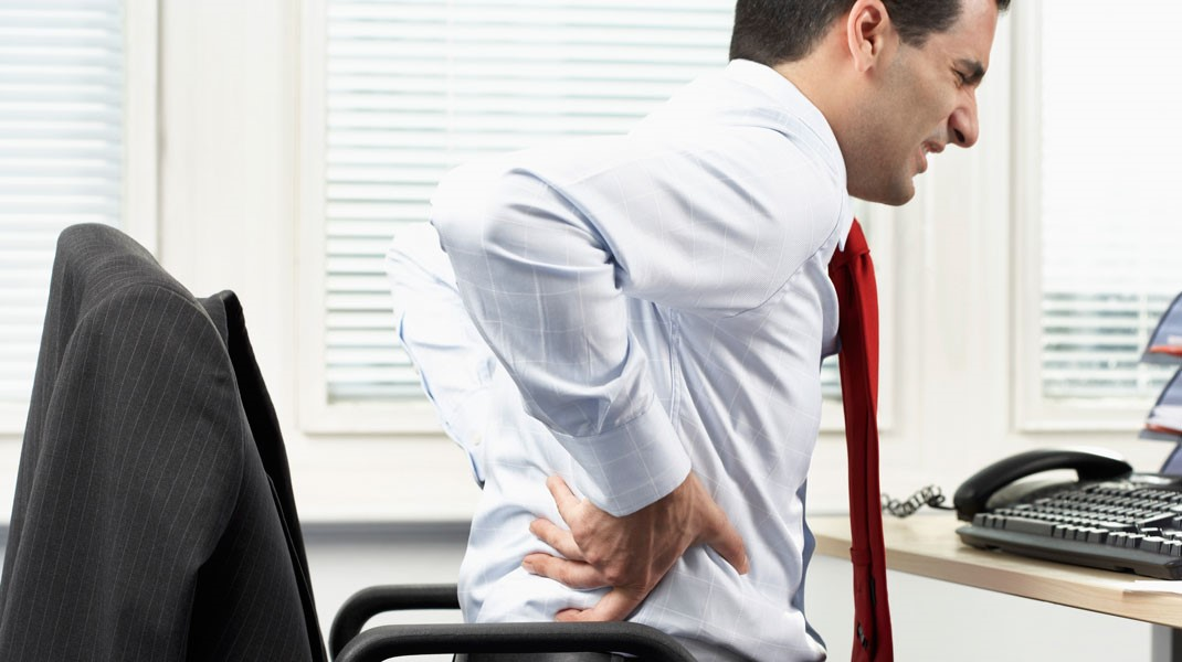 When You Sit Correctly, Workplace Fatigue Doesn't Stand A Chance