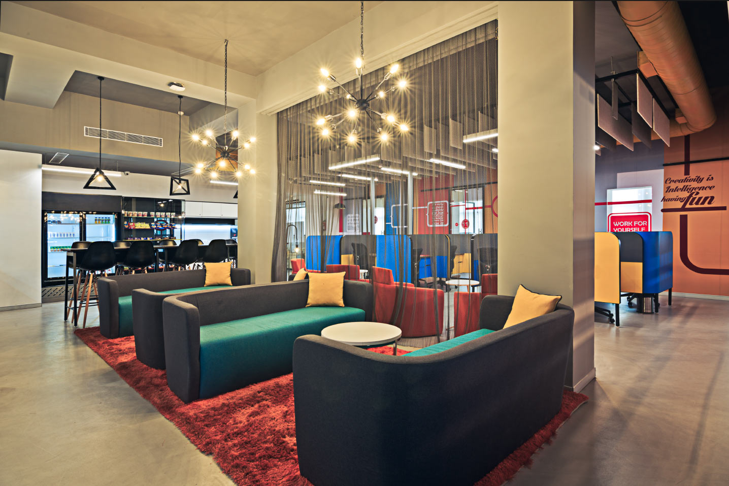 A desk away from the office: Why India Inc is checking into co-working spaces