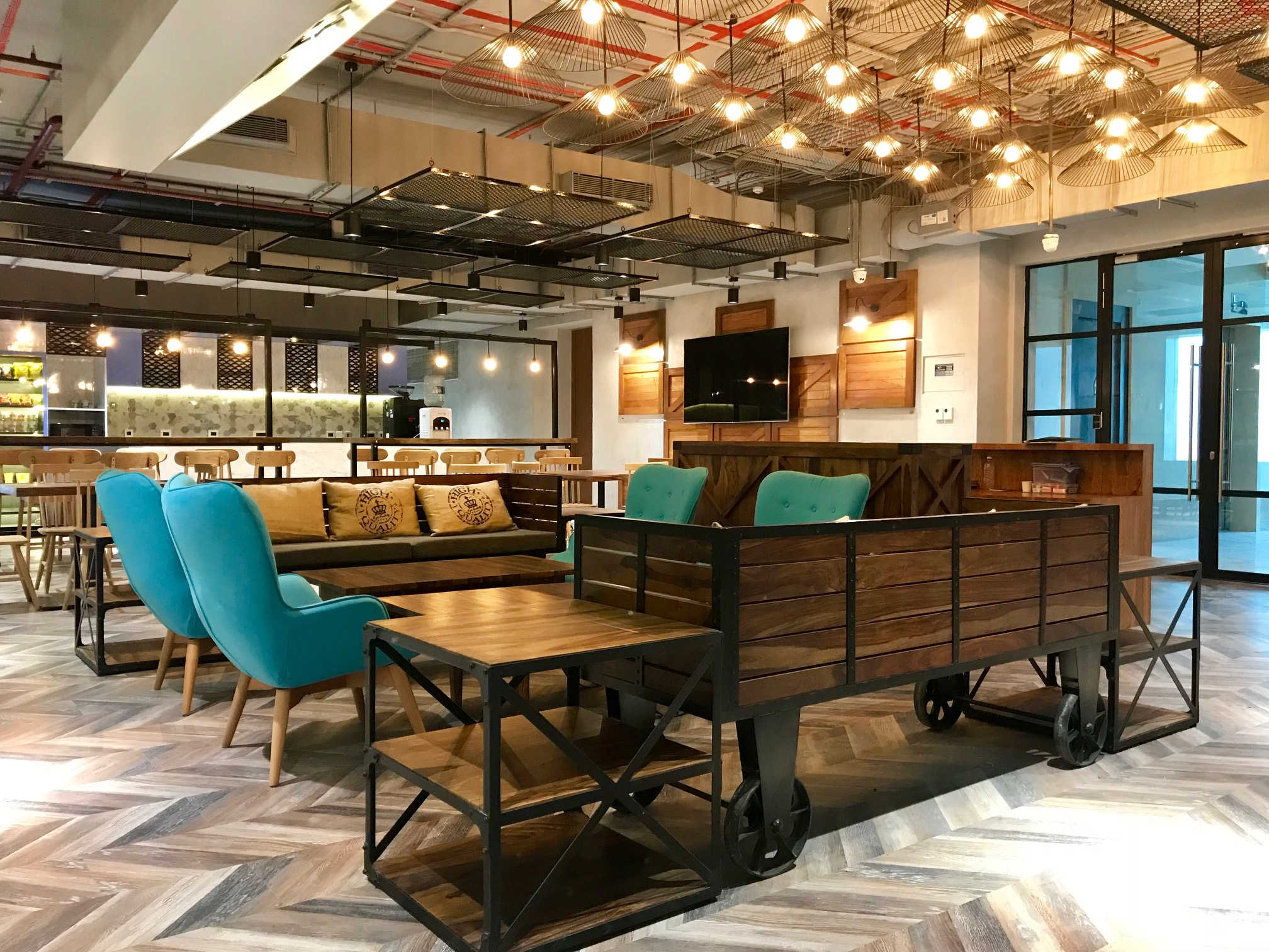 This Mumbai 'Awfis' is a vibrant co-working space for millennials