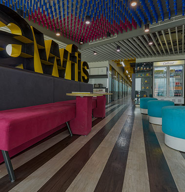 How Amit Ramani realigned co-working space provider Awfis to match the new normal