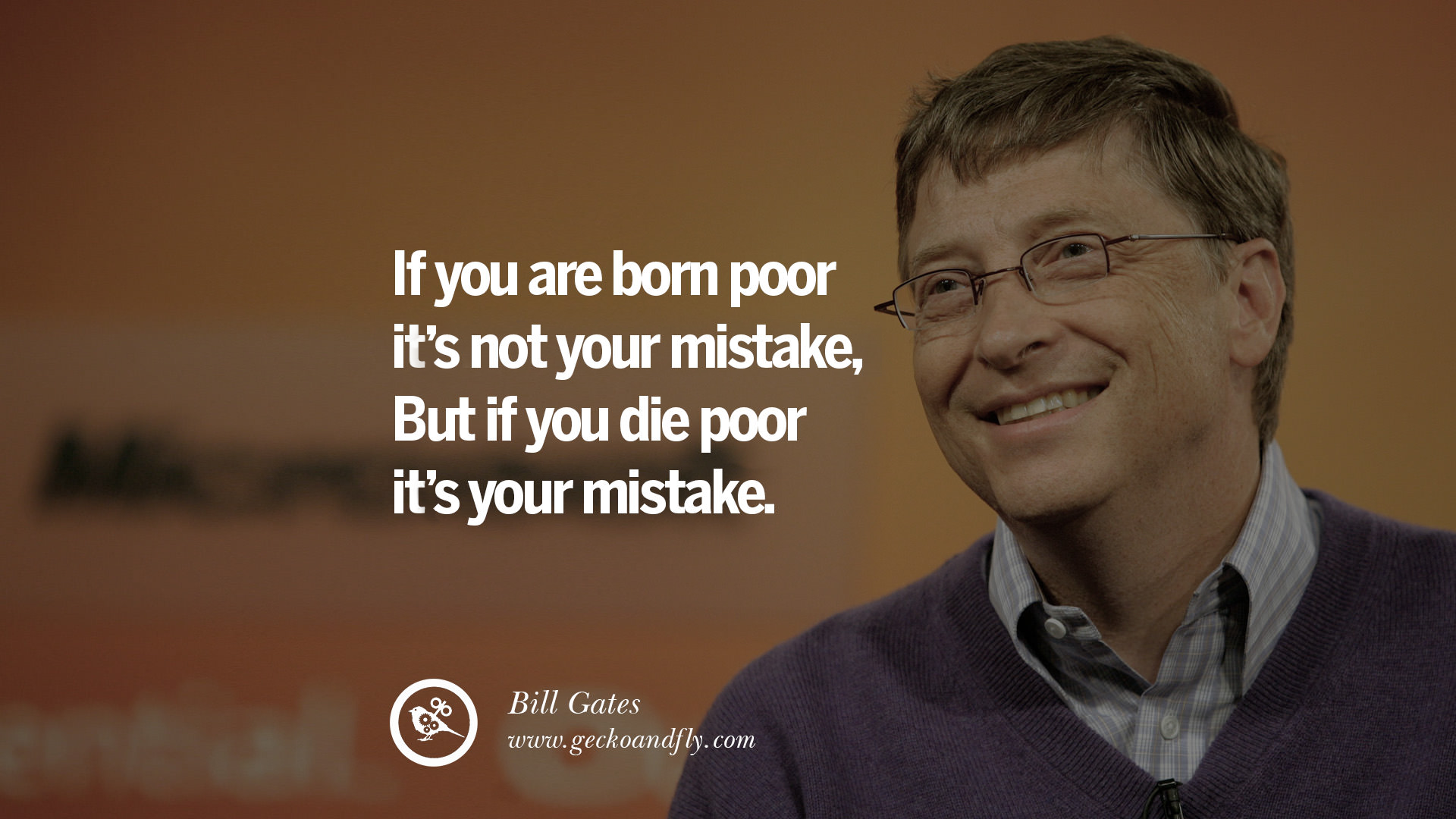 What can we learn from Bill Gates, the world's richest man?