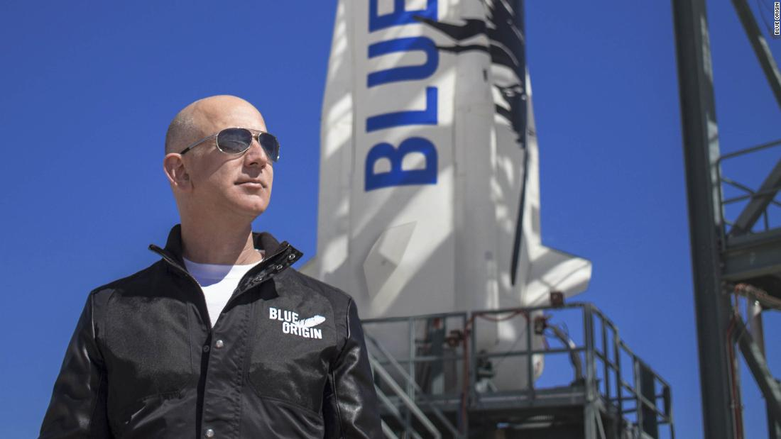 This is what Jeff Bezos has to say to dreamers