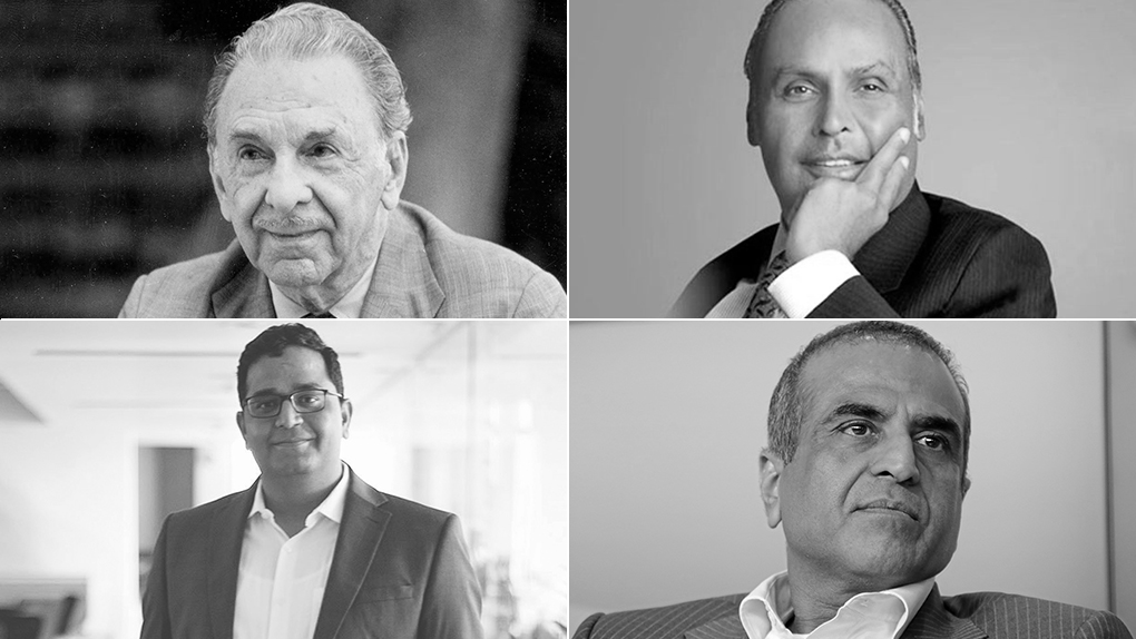 7 Inspiring Indian Entrepreneurs Through the Decades