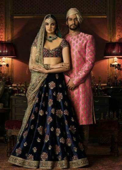 Indian Wedding Dresses.Mangal Parinay Traditional Wedding Dresses For Indian Brid