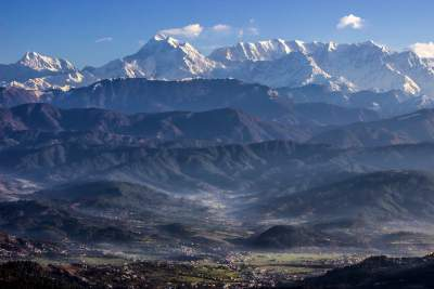 Kausani Honeymoon destination