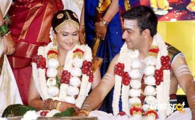Tamilian Wedding Attire