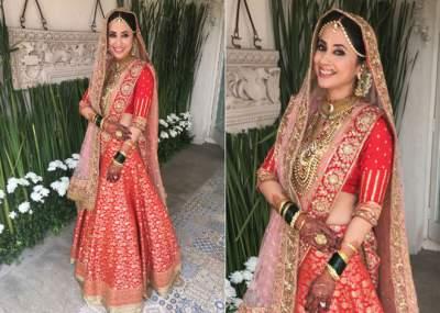Things to keep in mind before buying bridal lehentga