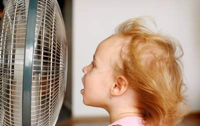 ways to keep your room cool