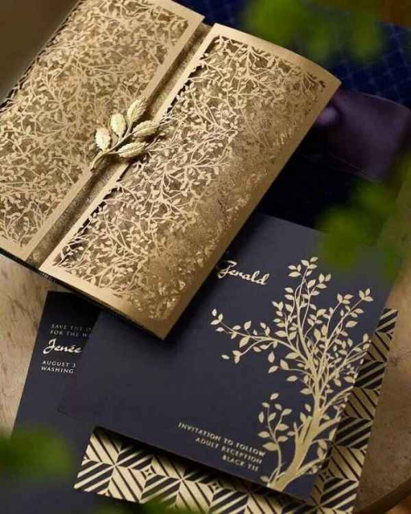 Ideas to select a perfect wedding card