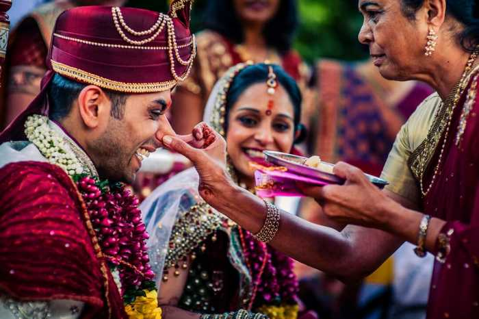 unusual Indian wedding traditions