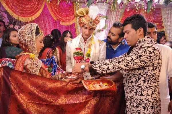 Wedding day rituals of gujaratis