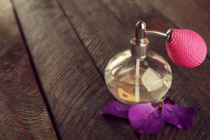 homemade DIY fragrance