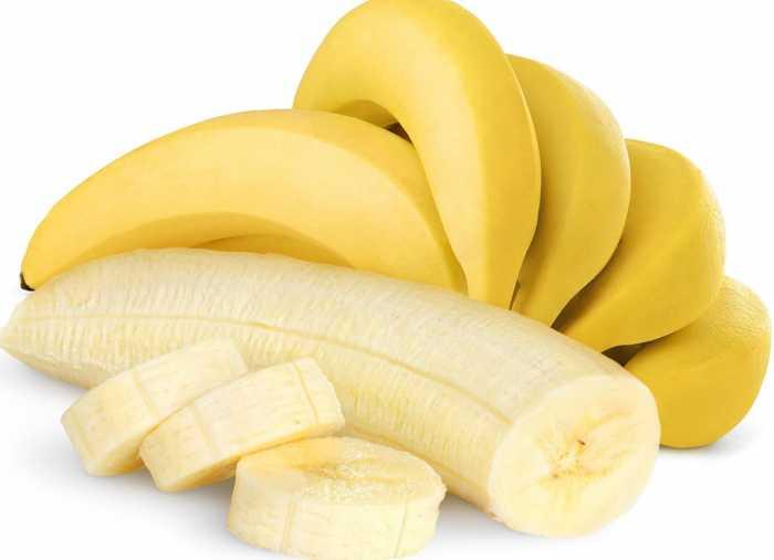 Health benefits of banana