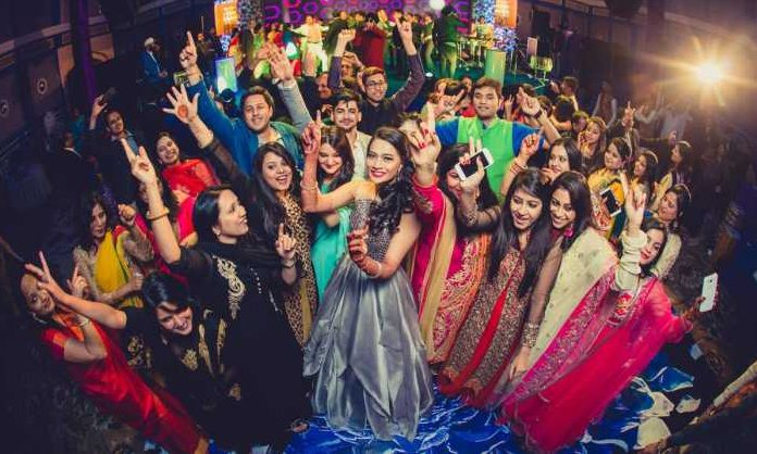 How to make your sangeet night memorable one