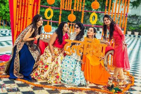 Significant Ideas To Involve Your Closest Ones In indian Wedding